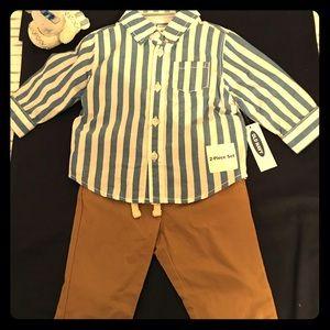 2 piece kids clothing